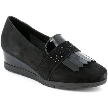 Čevlji  Ženske Mokasini Grunland SC4786 Črna