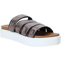 Čevlji  Ženske Natikači Grunland CI1517 Siva