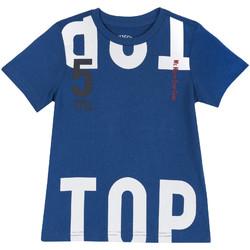 Oblačila Otroci Majice s kratkimi rokavi Chicco 09006586000000 Modra