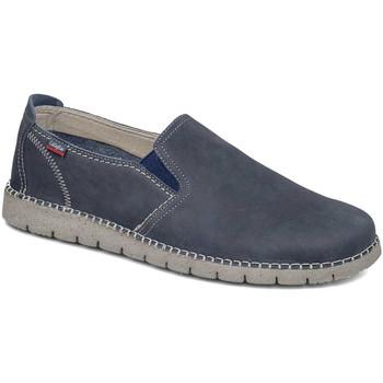 Čevlji  Moški Slips on CallagHan 84701 Modra