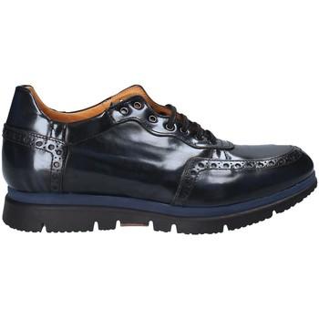 Čevlji  Moški Čevlji Derby Rogers 351-69 Modra