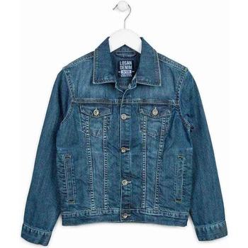 Oblačila Otroci Jeans jakne Losan 713 2650AA Modra