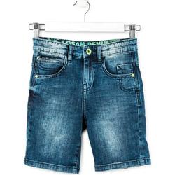 Oblačila Dečki Kratke hlače & Bermuda Losan 713 9006AA Modra
