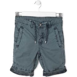 Oblačila Dečki Kratke hlače & Bermuda Losan 713 9008AA Zelena