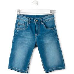 Oblačila Dečki Kratke hlače & Bermuda Losan 713 9660AA Modra