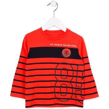 Oblačila Otroci Puloverji Losan 715 1002AC Rdeča