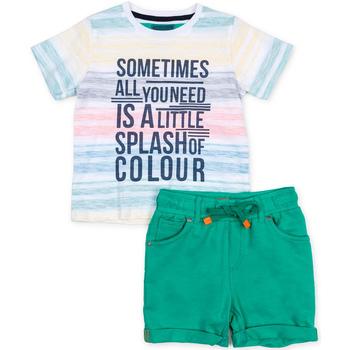 Oblačila Otroci Otroški kompleti Losan 715 8006AC Zelena