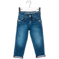 Oblačila Otroci Jeans straight Losan 715 9016AC Modra