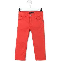 Oblačila Otroci Hlače s 5 žepi Losan 715 9650AC Rdeča