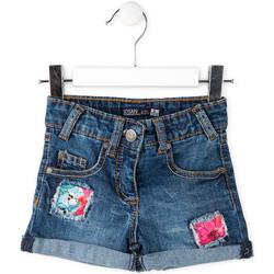 Oblačila Otroci Kratke hlače & Bermuda Losan 716 9002AD Modra