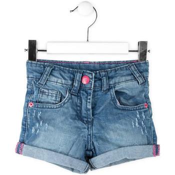 Oblačila Otroci Kratke hlače & Bermuda Losan 716 9003AD Modra