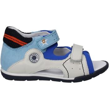 Čevlji  Otroci Sandali & Odprti čevlji Balducci CITA55 Biely