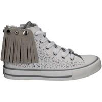 Čevlji  Deklice Visoke superge Lulu LV010072S Biely