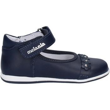 Čevlji  Deklice Balerinke Melania ME0121A7E.A Modra