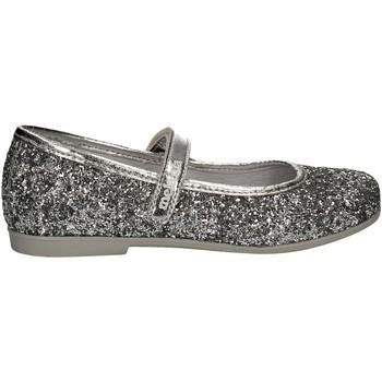Čevlji  Deklice Balerinke Melania ME2041D7E.B Siva