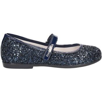 Čevlji  Deklice Balerinke Melania ME6041F7E.D Modra