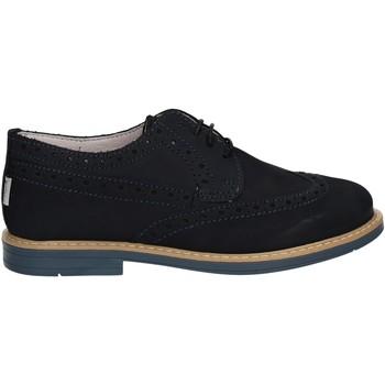 Čevlji  Otroci Čevlji Derby Melania ME6045F7E.H Modra