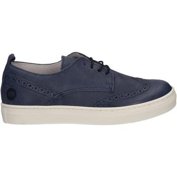 Čevlji  Dečki Čevlji Derby Melania ME6126F7E.A Modra