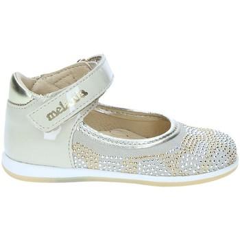 Čevlji  Deklice Balerinke Melania ME0100A7E.D Bež