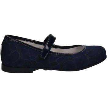 Čevlji  Deklice Balerinke Melania ME2105D7E.A Modra
