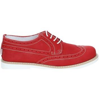 Čevlji  Otroci Čevlji Derby Melania ME6045F7E.W Rdeča