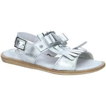 Čevlji  Deklice Sandali & Odprti čevlji Melania ME6027F7E.A Srebro