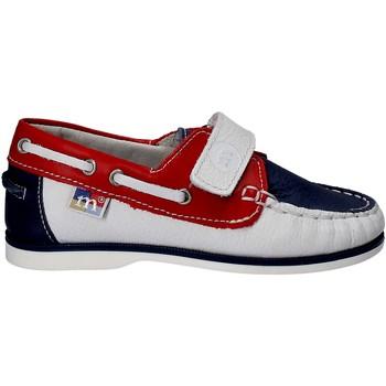 Čevlji  Otroci Čevlji Derby Melania ME3004D7E.B Modra