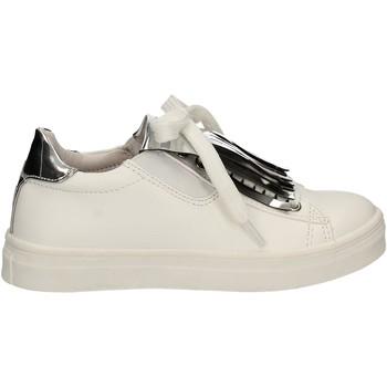 Čevlji  Deklice Nizke superge Didiblu D-3526 Biely