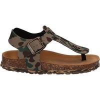 Čevlji  Otroci Sandali & Odprti čevlji Bionatura 22B1001 Zelena