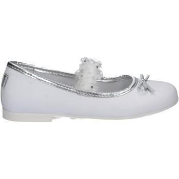 Čevlji  Deklice Balerinke Melania ME6033F7E.A Biely
