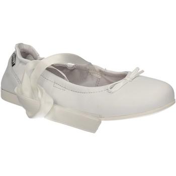 Čevlji  Deklice Balerinke Melania ME6073F7E.C Biely