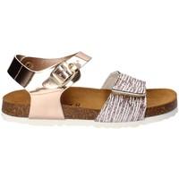 Čevlji  Deklice Sandali & Odprti čevlji Bamboo BAM-218 Biely