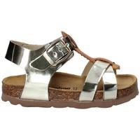 Čevlji  Deklice Sandali & Odprti čevlji Bamboo BAM-215 Rumena