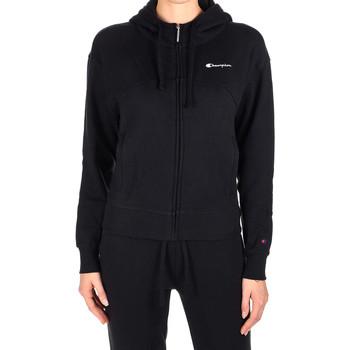 Oblačila Ženske Puloverji Champion 111987 Črna
