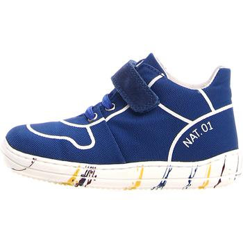 Čevlji  Otroci Nizke superge Naturino 2013463-03-0C03 Modra