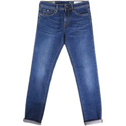 Oblačila Moški Kavbojke slim Gas 351177 Modra