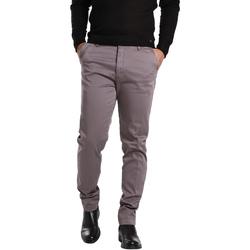 Oblačila Moški Hlače Chino / Carrot Gas 360704 Siva
