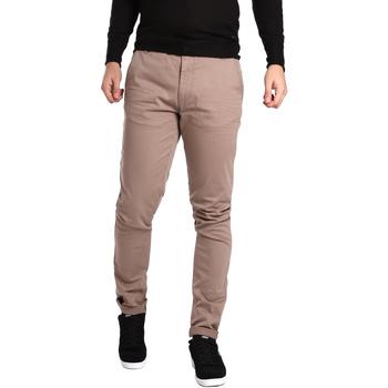 Oblačila Moški Hlače Chino / Carrot Gas 360704 Bež