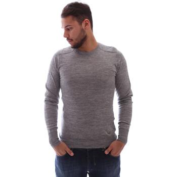 Oblačila Moški Puloverji Gas 561882 Siva