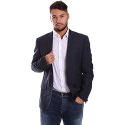 Oblačila Moški Jakne & Blazerji Antony Morato MMJA00314 FA600040 Modra