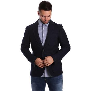 Oblačila Moški Jakne & Blazerji Antony Morato MMJA00322 FA500034 Modra