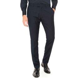 Oblačila Moški Hlače Chino / Carrot Antony Morato MMTR00369 FA600040 Modra