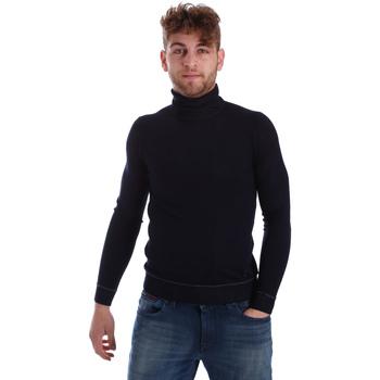 Oblačila Moški Puloverji Gaudi 721BU53031 Modra