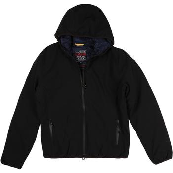 Oblačila Moški Puhovke U.S Polo Assn. 43017 51919 Črna
