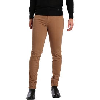Oblačila Moški Hlače s 5 žepi Sei3sei PZV16 7239 Bež