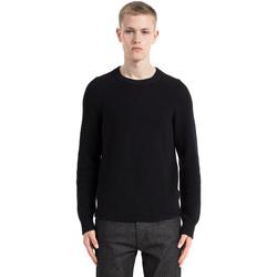 Oblačila Moški Puloverji Calvin Klein Jeans J30J305479 Črna