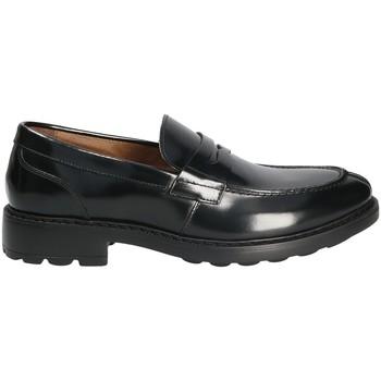 Čevlji  Moški Mokasini Maritan G 160582 Črna
