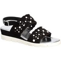 Čevlji  Ženske Sandali & Odprti čevlji Keys 5915 Črna