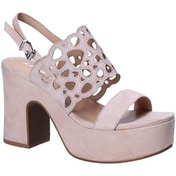 Čevlji  Ženske Sandali & Odprti čevlji Apepazza GRC02 Roza