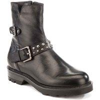 Čevlji  Ženske Gležnjarji Lumberjack SW37101 001 B01 Črna
